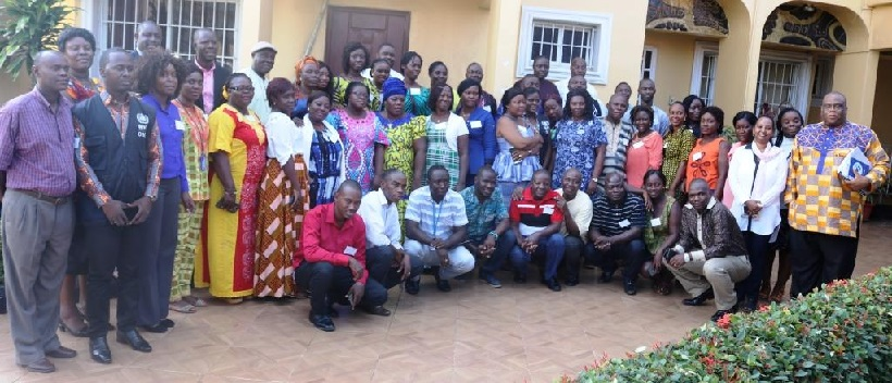 Workshop to Strengthen Implementation of Sentinel Surveillance System for Influenza in Liberia